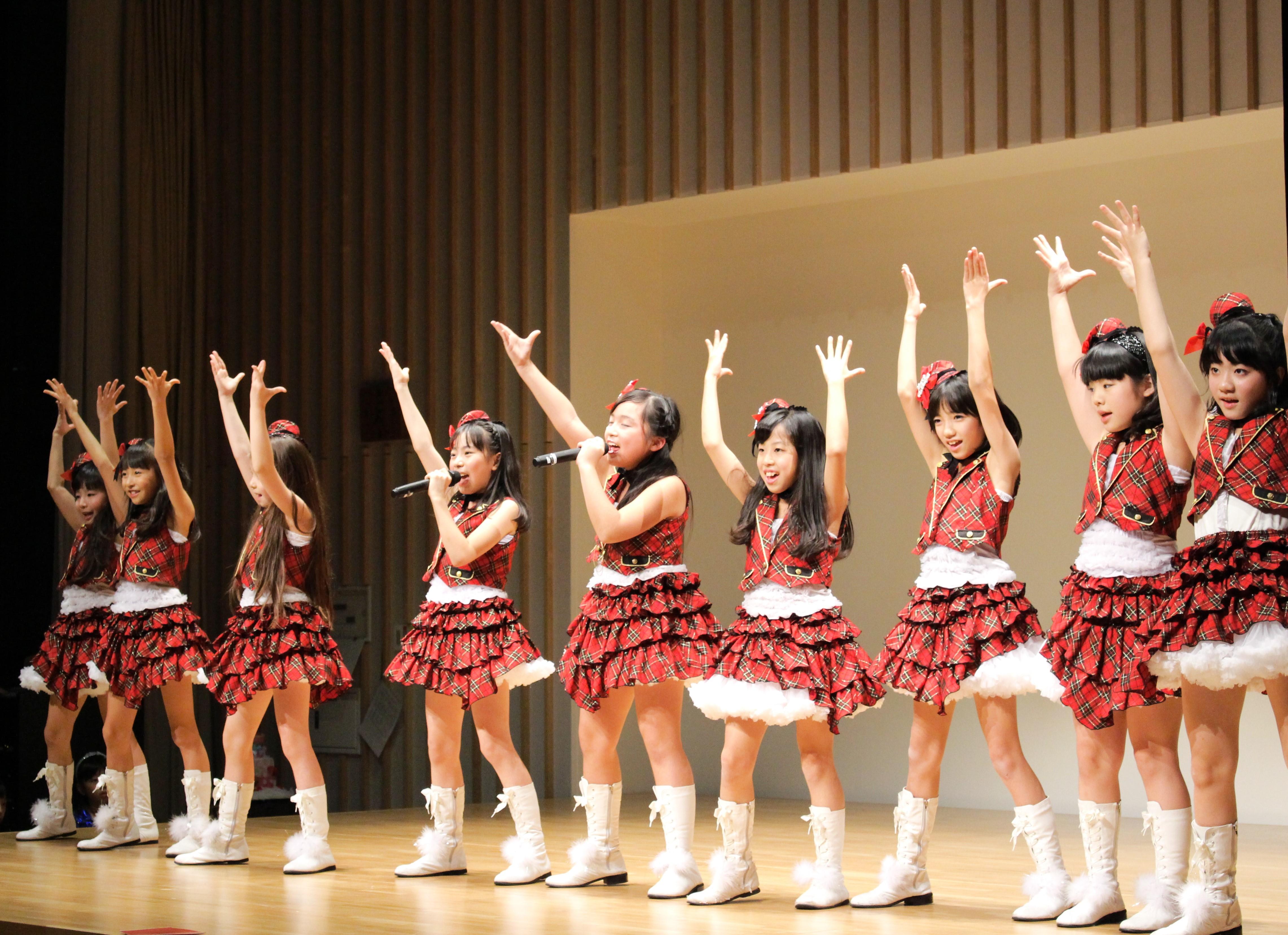豊洲アイドルスター学園4 豊洲マガジン
