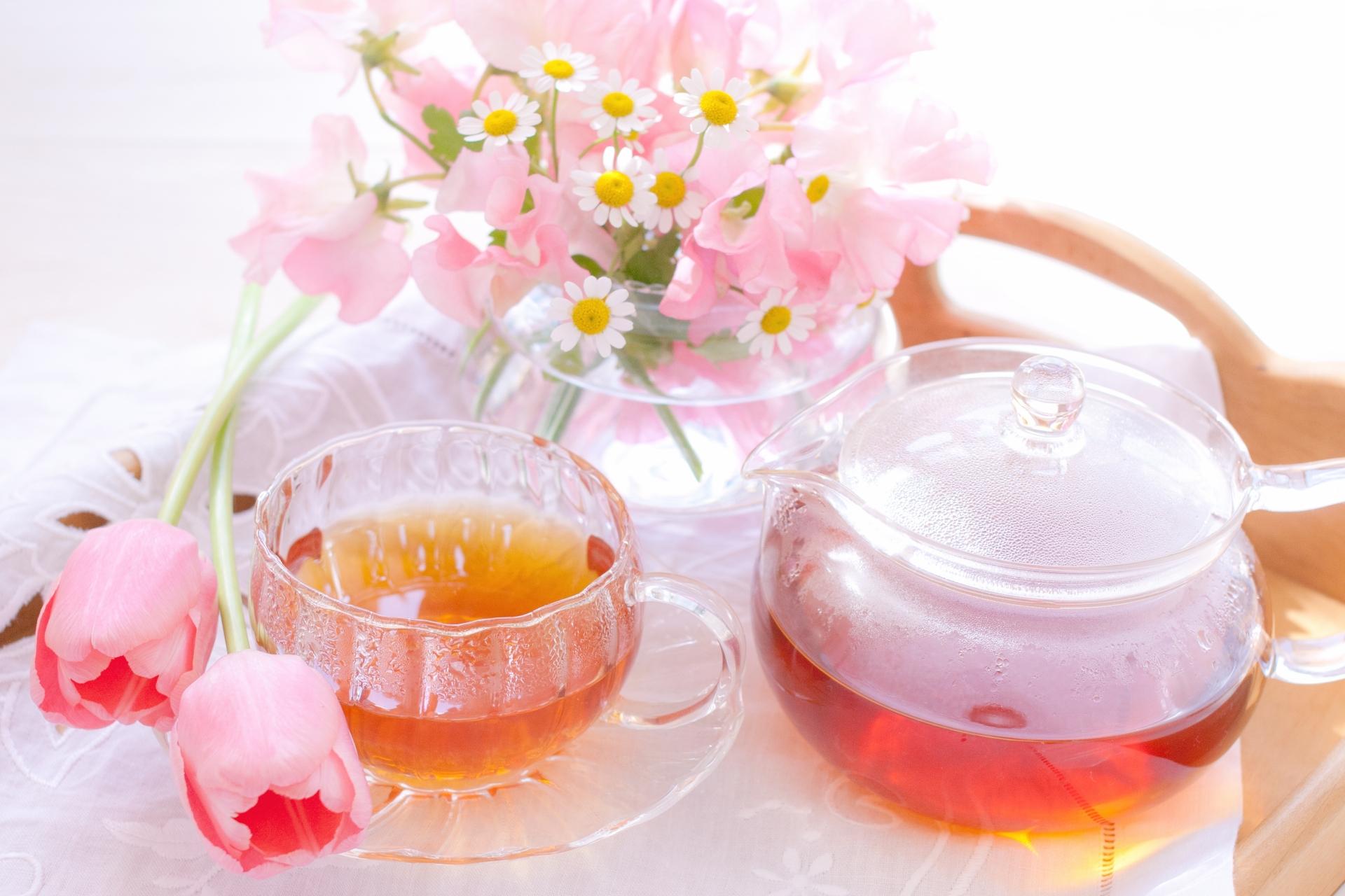さくらんぼの紅茶 豊洲マガジン