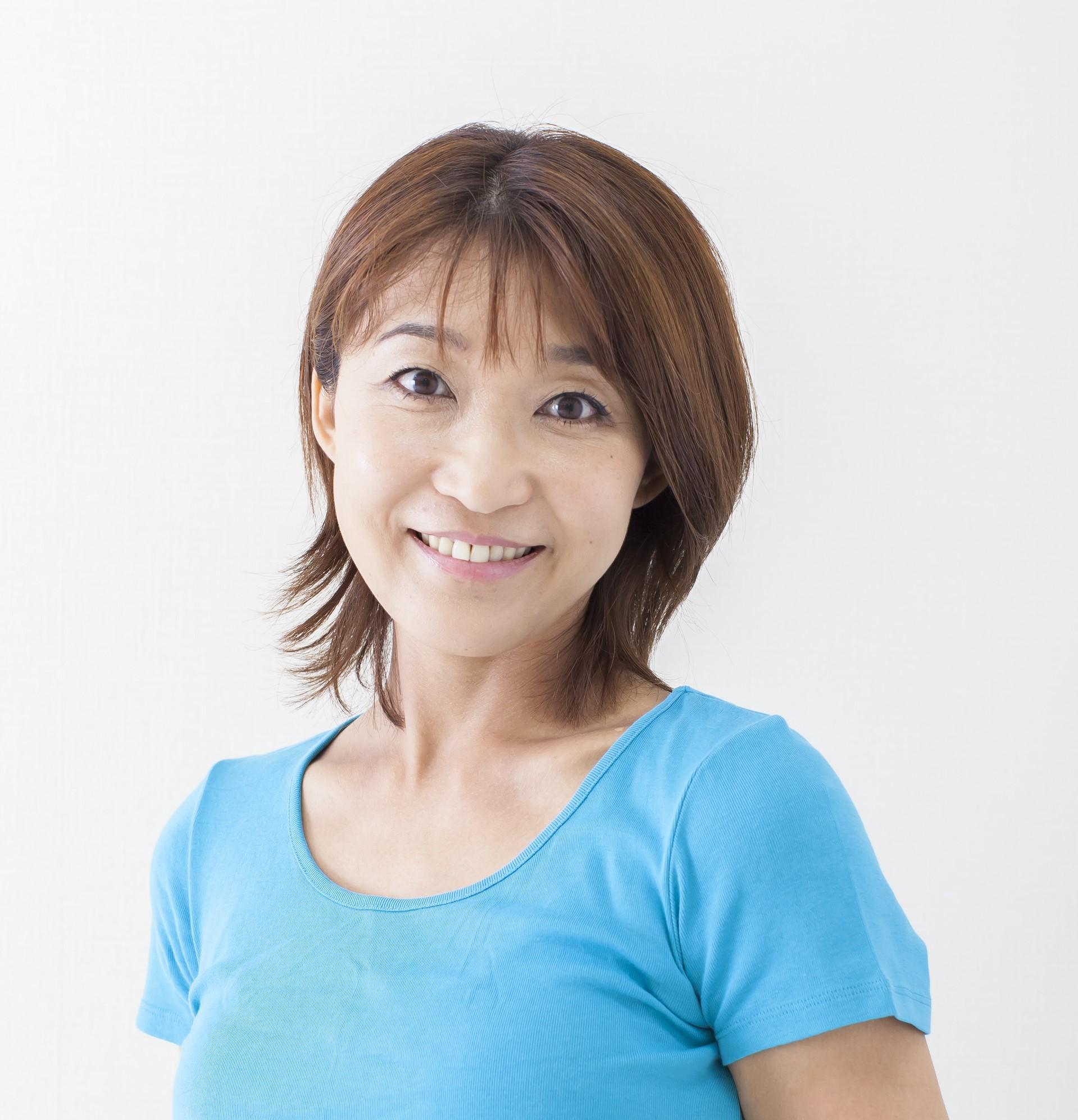 ダンス講師 竹内しのぶ 顔 豊洲マガジン