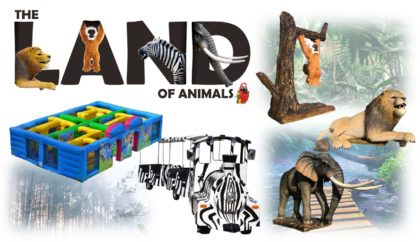 わくわく動物王国がやってくる! ~THE LAND OF ANIMALS~