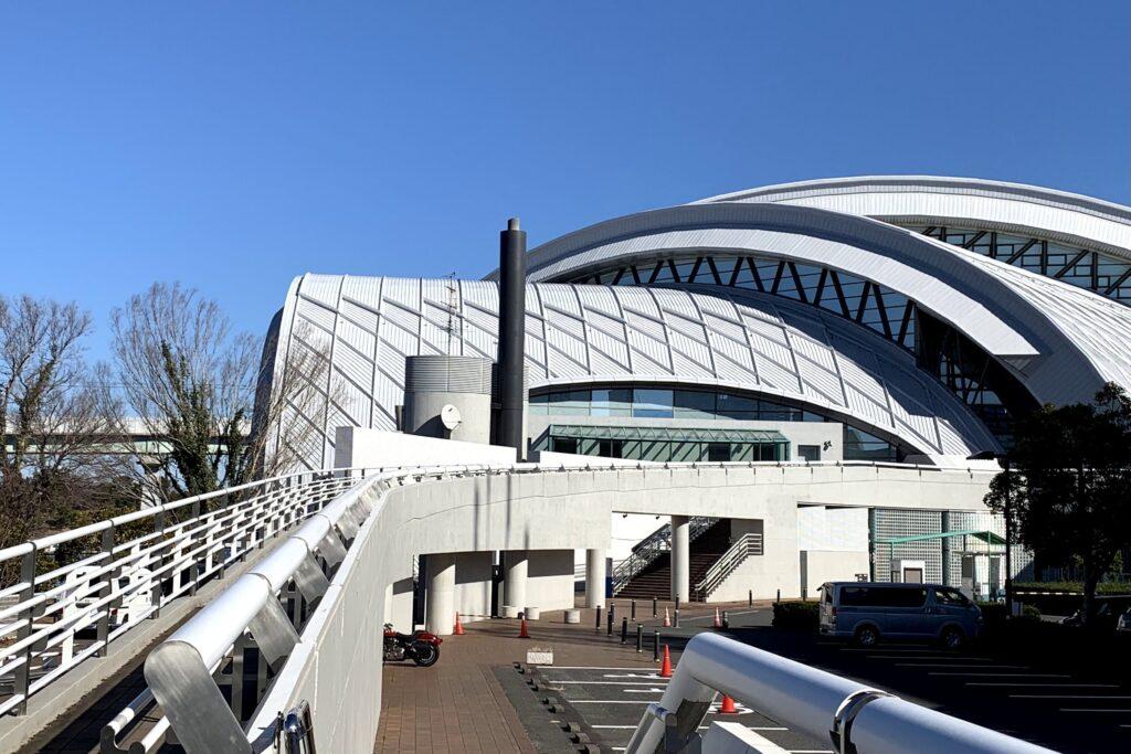 東京辰巳国際水泳場TOKYO TATSUMI INTERNATIONAL SWIMMING CENTER