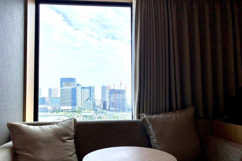 ホテルJALシティ東京 豊洲_豊洲の景色